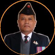 Captain (Retd) Bakhat Bahadur Gurung